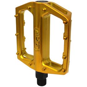 NC-17 STD Zero Pro bmx pedalen geel